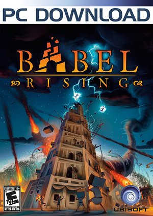Cover for Babel Rising.