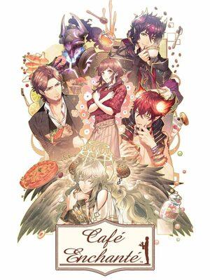 Cover for Café Enchanté.