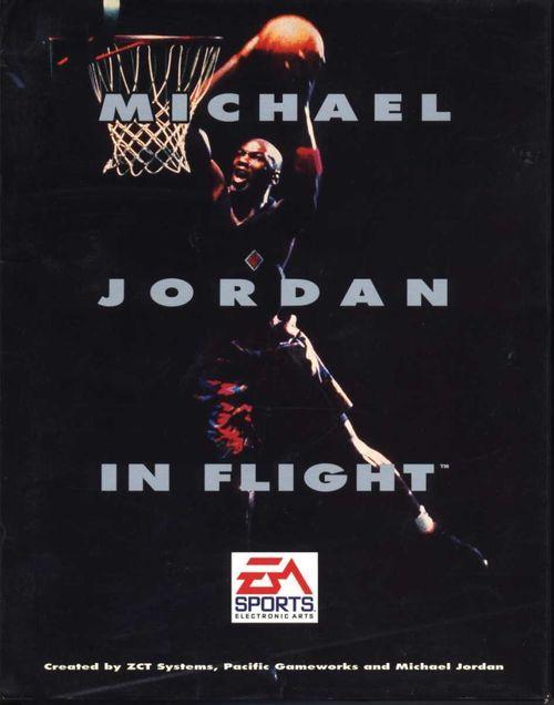 Cover for Michael Jordan in Flight.