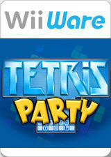 Cover for Tetris Party.