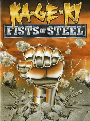 Cover for Ka-Ge-Ki: Fists of Steel.