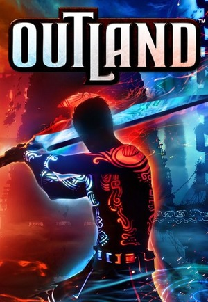 Cover for Outland.