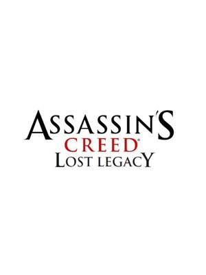 Cover for Assassin's Creed: Lost Legacy.