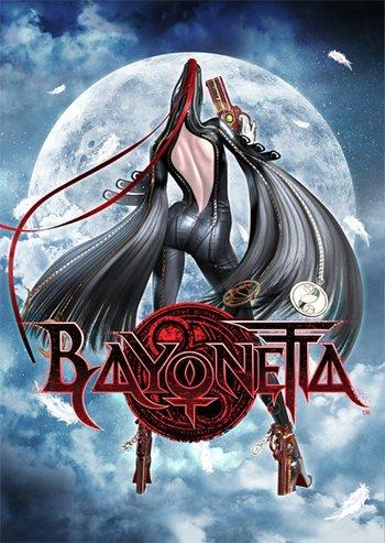 Cover for Bayonetta.