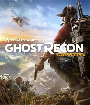 Cover for Tom Clancy's Ghost Recon Wildlands.