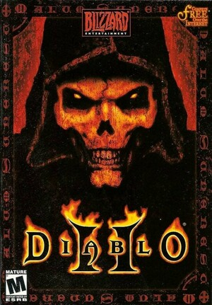 Cover for Diablo II.