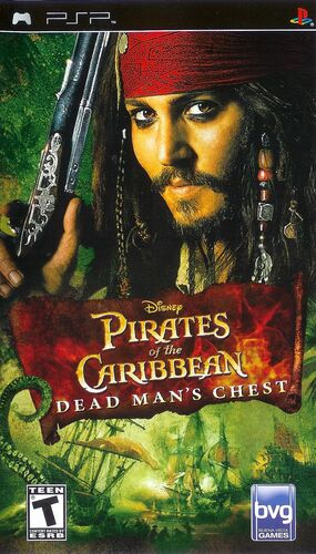 Cover for Pirates of the Caribbean: Dead Man's Chest.