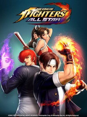 Cover for The King of Fighters All-Star.