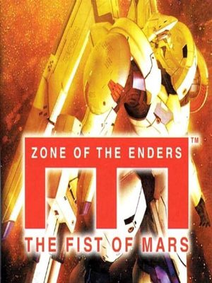 Cover for Zone of the Enders: The Fist of Mars.
