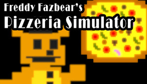 Cover for Freddy Fazbear's Pizzeria Simulator.