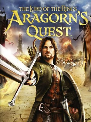 Cover for The Lord of the Rings: Aragorn's Quest.