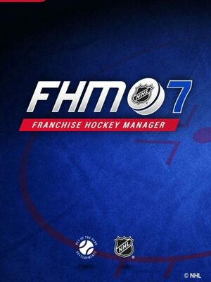 Cover for Franchise Hockey Manager 7.