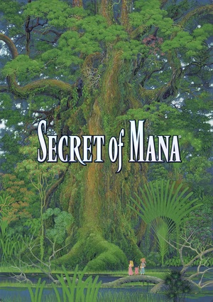 Cover for Secret of Mana.