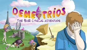 Cover for Demetrios.