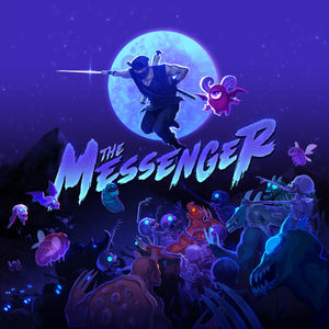 Cover for The Messenger.