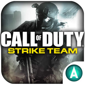 Cover for Call of Duty: Strike Team.
