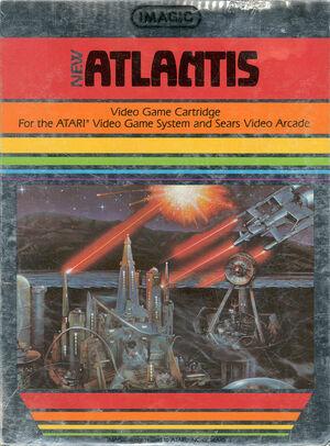 Cover for Atlantis.