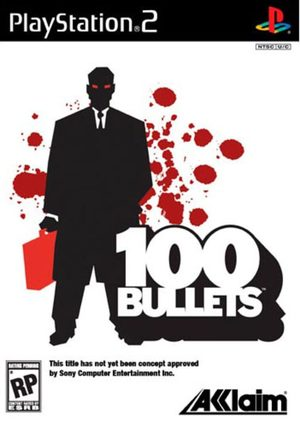 Cover for 100 Bullets.