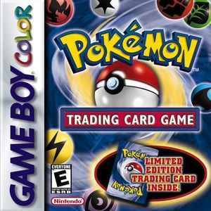 Cover for Pokémon Trading Card Game.