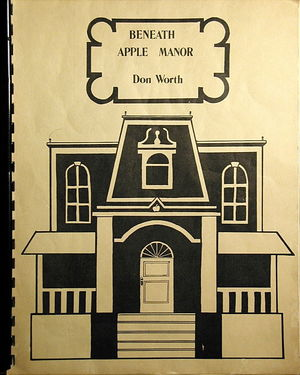 Cover for Beneath Apple Manor.