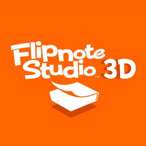 Cover for Flipnote Studio 3D.