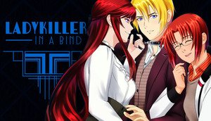 Cover for Ladykiller in a Bind.