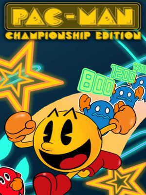 Cover for Pac-Man Championship Edition.