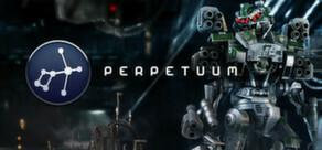 Cover for Perpetuum.