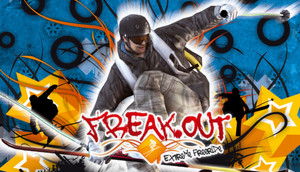 Cover for Freak Out: Extreme Freeride.