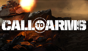 Cover for Call to Arms.