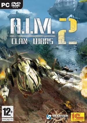 Cover for A.I.M. 2: Clan Wars.