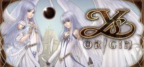 Cover for Ys Origin.
