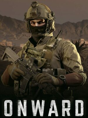 Cover for Onward.