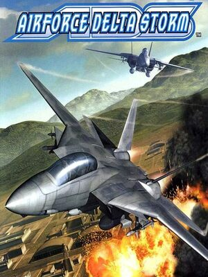 Cover for AirForce Delta Storm.