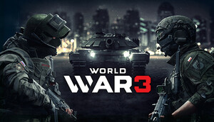 Cover for World War 3.