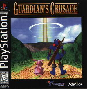 Cover for Guardian's Crusade.