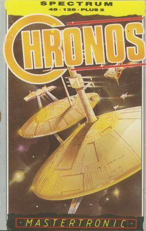 Cover for Chronos.