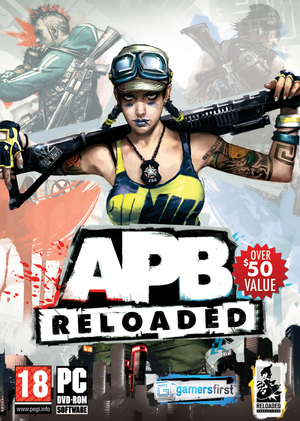 Cover for APB: All Points Bulletin.