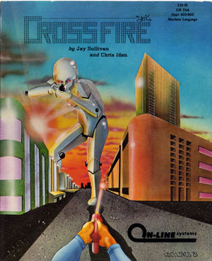 Cover for Crossfire.