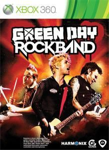Cover for Green Day: Rock Band.