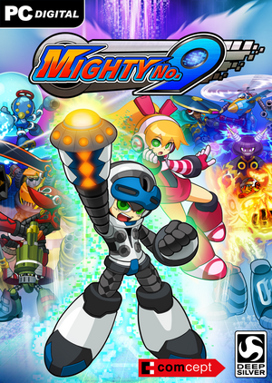 Cover for Mighty No. 9.