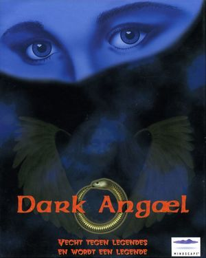 Cover for Dark Angael.