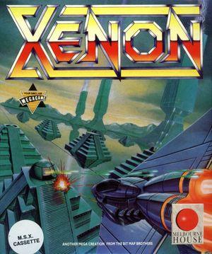 Cover for Xenon.