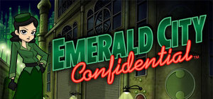Cover for Emerald City Confidential.