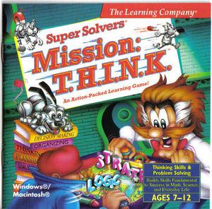Cover for Mission: T.H.I.N.K..
