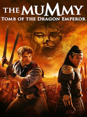 Cover for The Mummy: Tomb of the Dragon Emperor.