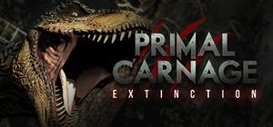 Cover for Primal Carnage: Extinction.