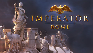 Cover for Imperator: Rome.
