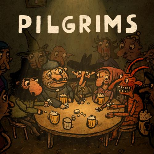 Cover for Pilgrims.
