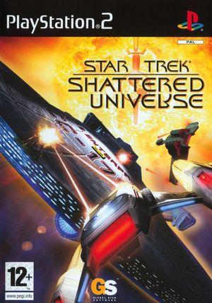 Cover for Star Trek: Shattered Universe.